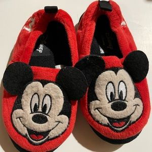 Disney kids Mickey Mouse slippers